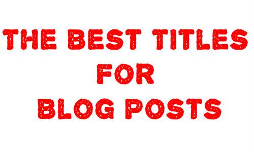 Crafting Blogs On WordPress