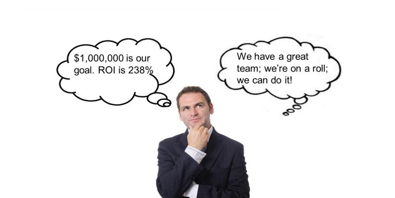 Evaluate Your Net ROI and Repeat